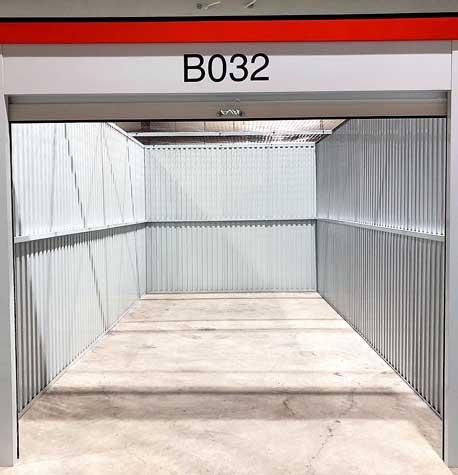 Large Self Storage Unit Rental Storage Solutions Woodstock