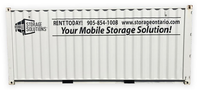 mobile storage unit
