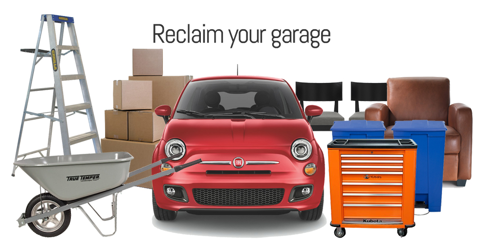 Reclaim your garage at Storage Solutions Self Storage