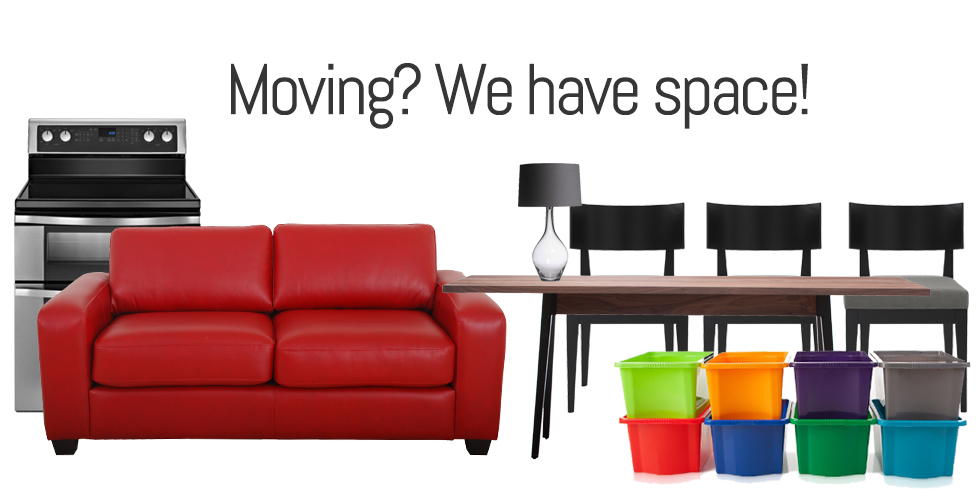 Moving Self-Storage with Storage Solutions