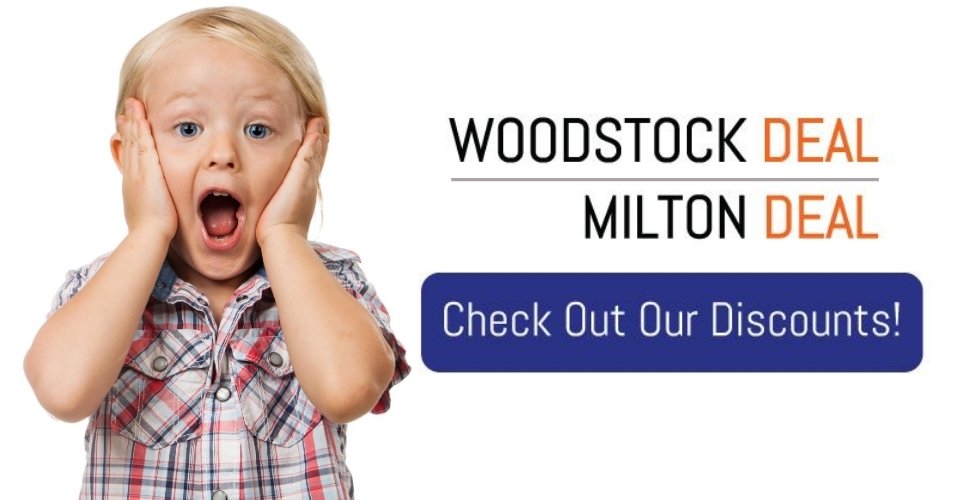 Check out the latest deals on self-storage rentals at Storage Solutions Self-Storage Facility in Milton and Woodstock